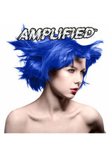 Load image into Gallery viewer, Manic Panic Amplified Semi Permanent Hair Colour EU Formula - Rockabilly Blue