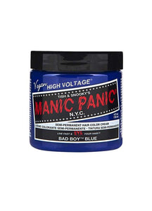 Manic Panic Classic Cream Hair Colour - Bad Boy Blue - Kate's Clothing