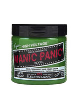 Load image into Gallery viewer, Manic Panic Classic Cream Hair Colour - Electric Lizard - Kate's Clothing