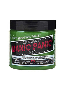 Manic Panic Classic Cream Hair Colour - Electric Lizard - Kate's Clothing