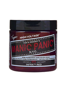 Manic Panic Classic Cream Hair Colour - Infra Red - Kate's Clothing