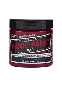 Manic Panic Classic Cream Hair Colour - Pillarbox Red - Kate's Clothing