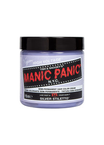 Manic Panic Classic Cream Hair Colour - Silver Stiletto