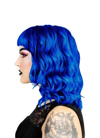 Herman's Amazing Direct Hair Colour - Dark Marge Blue - Kate's Clothing