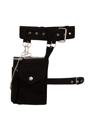 Necessary Evil Laverna Pocket Belt - Kate's Clothing