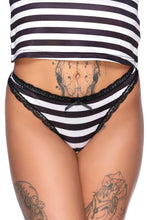 Load image into Gallery viewer, Killstar Never Trust the Living Panty - Kate's Clothing