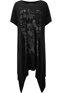 Killstar No Fairytale Tunic Dress - Kate's Clothing