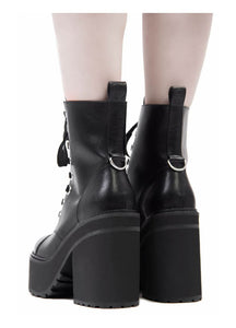 Killstar Pit Princess Boots - Kate's Clothing