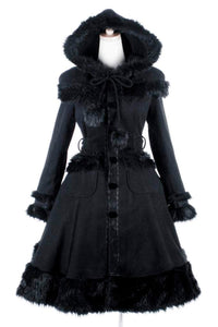 Pyon Pyon Plus Size Zephyra Coat - Kate's Clothing