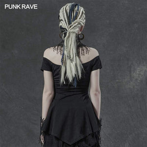 Punk Rave Arachne Top - Kate's Clothing