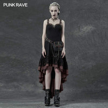 Load image into Gallery viewer, Punk Rave Brisa Steampunk Dress - Kate's Clothing