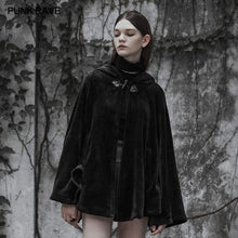 Load image into Gallery viewer, Punk Rave Celena Crescent Coat - Kate's Clothing