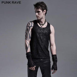 Punk Rave Mens Cyrus Gloves - Kate's Clothing