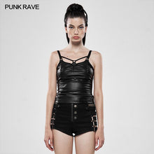 Load image into Gallery viewer, Punk Rave Eveline Vest Top - Kate's Clothing