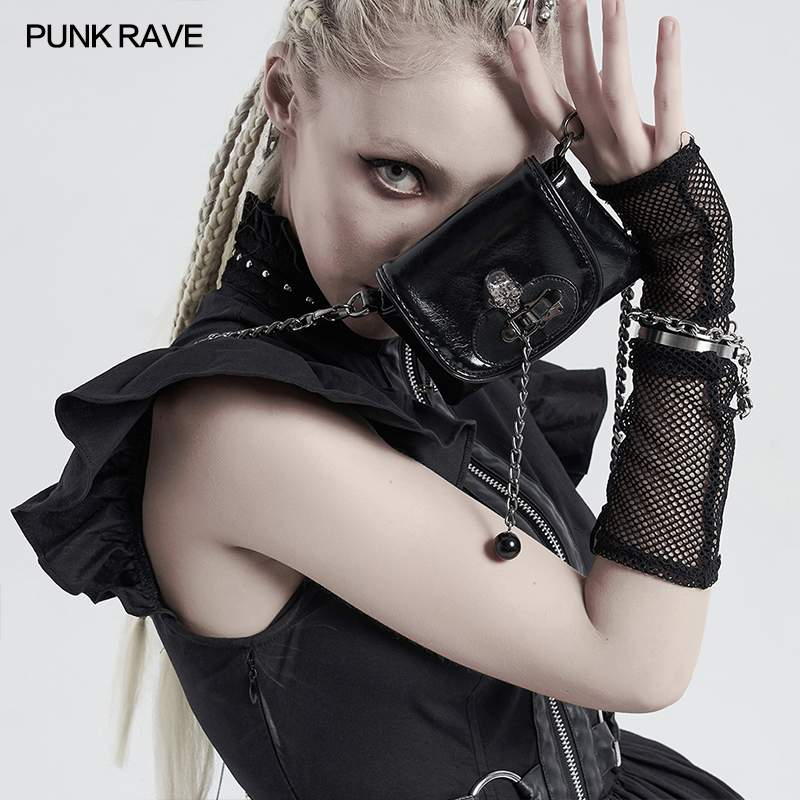 Punk Rave Idalia Mini Bag - Kate's Clothing