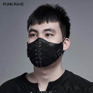 Punk Rave Landry Face Covering - Kate's Clothing