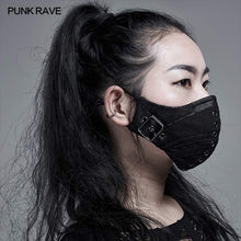 Load image into Gallery viewer, Punk Rave Landry Face Covering - Kate's Clothing