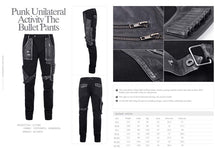 Load image into Gallery viewer, Punk Rave Mens Mercenary Jeans - Kate's Clothing
