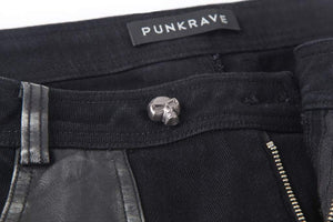 Punk Rave Mens Mercenary Jeans - Kate's Clothing