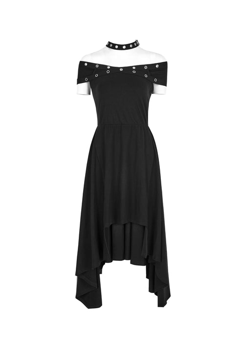 Punk Rave Sinister Dress - Kate's Clothing