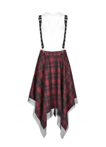 Punk Rave Plus Size Vivienne Skirt