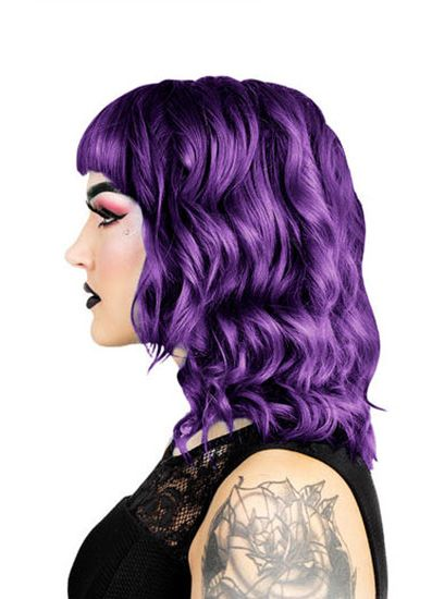 Herman's Amazing Direct Hair Colour - Patsy Purple - Kate's Clothing
