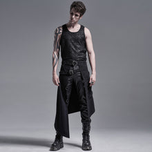 Load image into Gallery viewer, Punk Rave Hades Mens Unisex Overskirt - Kate's Clothing