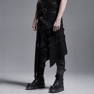Punk Rave Hades Mens Unisex Overskirt - Kate's Clothing