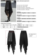 Load image into Gallery viewer, Punk Rave Marisol Skirt - Kate's Clothing