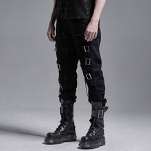 Load image into Gallery viewer, Punk Rave Mens Odin Trousers - Kate's Clothing