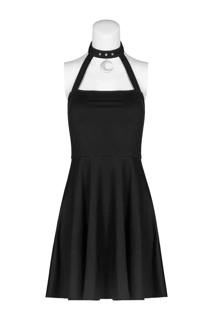 Punk Rave Valentina Skater Dress - Kate's Clothing