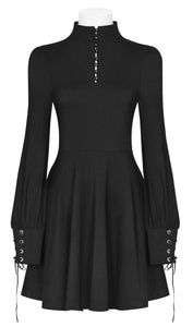 Punk Rave Aemelia Skater Dress - Kate's Clothing