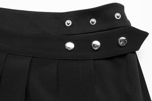 Punk Rave Cyradis Mini Skirt - Kate's Clothing