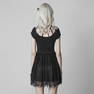 Punk Rave Emilia Dress - Kate's Clothing