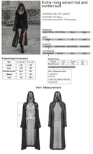 Load image into Gallery viewer, Punk Rave Helena Hooded Cardigan