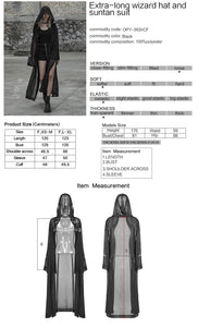 Punk Rave Helena Hooded Cardigan - Kate's Clothing