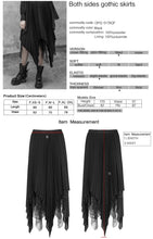 Load image into Gallery viewer, Punk Rave Vararia Pleated Skirt - Kate's Clothing