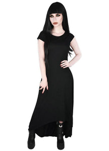 Killstar Ripley T-Maxi Dress - Kate's Clothing