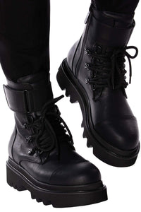 Killstar Ritualz Boots Mens / Unisex - Kate's Clothing