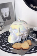 Load image into Gallery viewer, Killstar White Aura Cookie Jar - Kate's Clothing