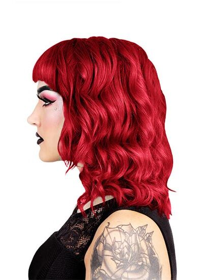 Herman's Amazing Direct Hair Colour - Ruby Red - Kate's Clothing