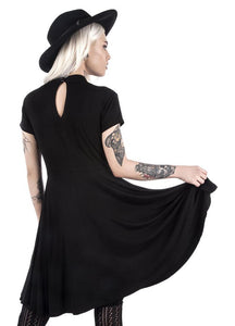 Killstar Scariel Penta Skater Dress