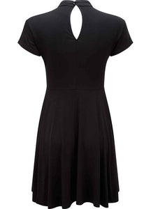 Killstar Scariel Penta Skater Dress - Kate's Clothing