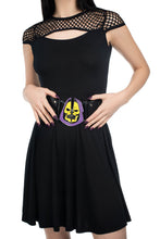 Load image into Gallery viewer, Killstar Skeletor Belt - Kate's Clothing