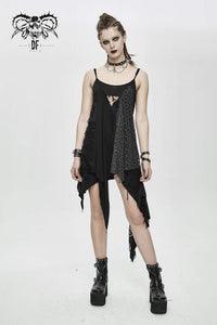Devil Fashion Strappy Dress