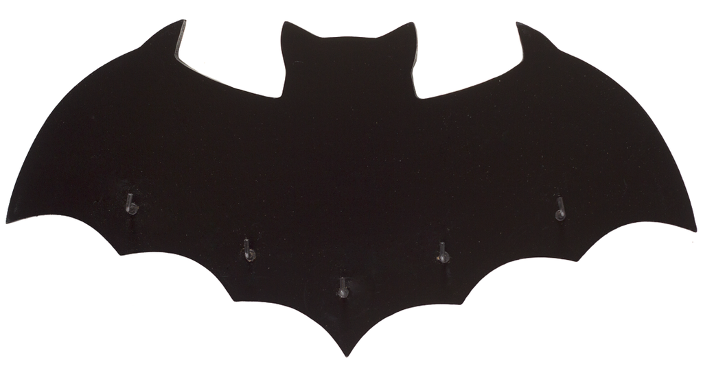 Sourpuss Black Bat Key Holder - Kate's Clothing
