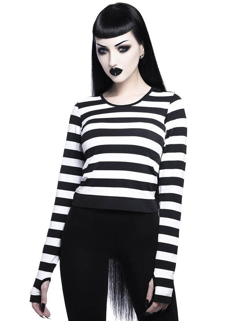 Killstar Stacy Layering Top