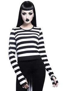 Killstar Stacy Layering Top - Kate's Clothing