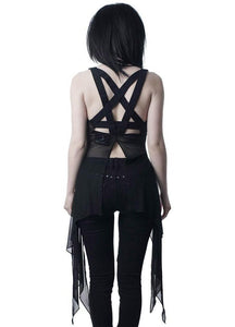 Killstar Starshine Penta Tank - Kate's Clothing