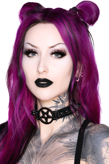 Killstar Summon Me Choker - Kate's Clothing